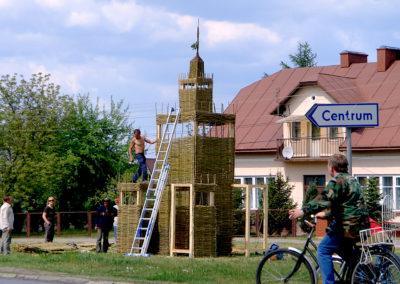 1 Dar stolicy dla stolicy wikliny_Rudnik nad Sanem_witacz przydrozny2009
